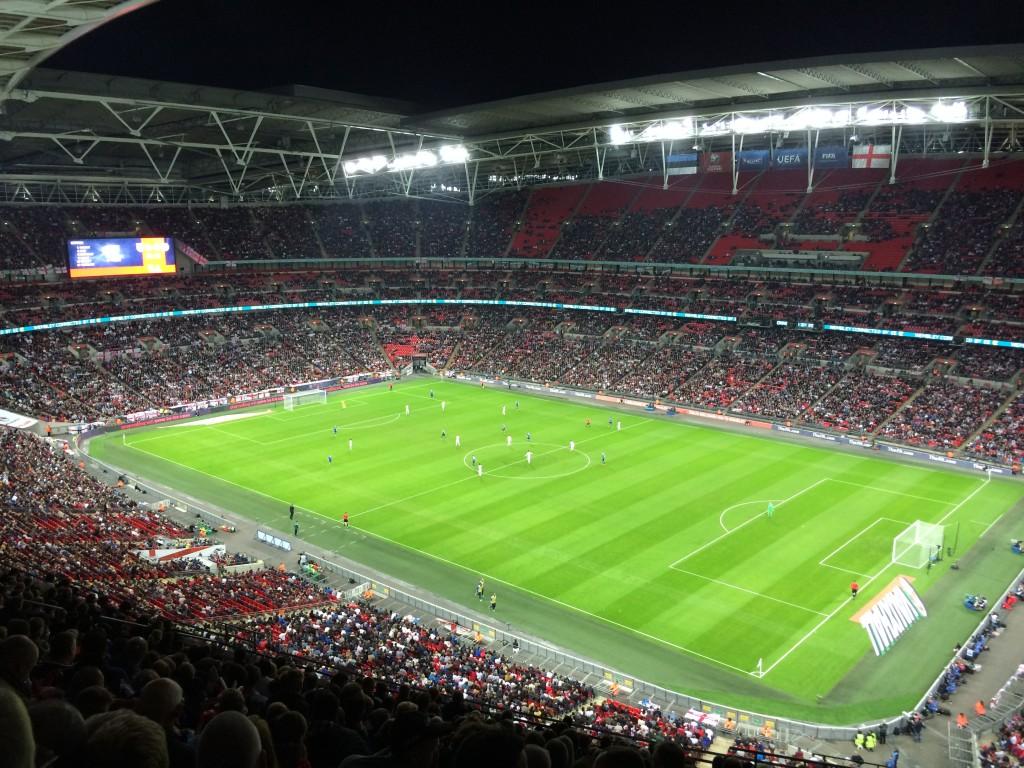 Wembley, England, 365