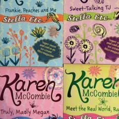 Books for tweens: Karen McCombie