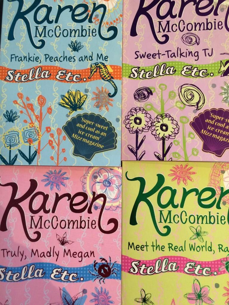 Karen McCombie, Stella etc, Book review