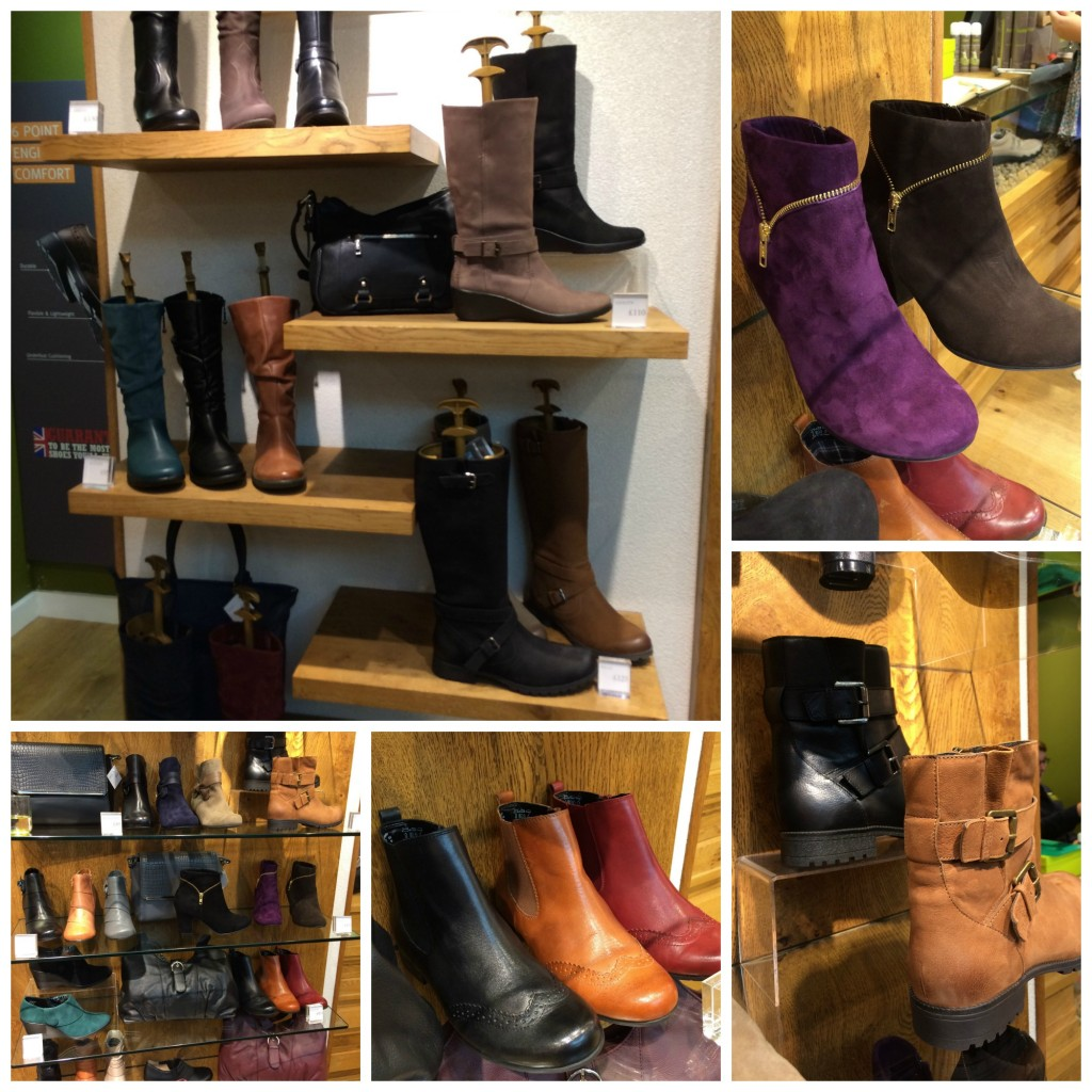 PicMonkey hotterCollage, Hotter Shoes, Hotter Cheltenham, Review, Gloucestershire bloggers