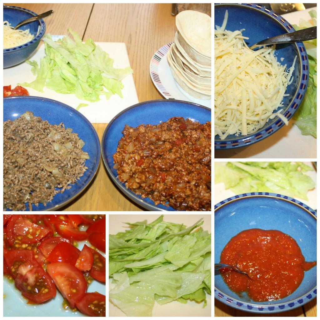 PicMonkey oldelpaso3Collage, Old El Paso, Tacos, Family meals