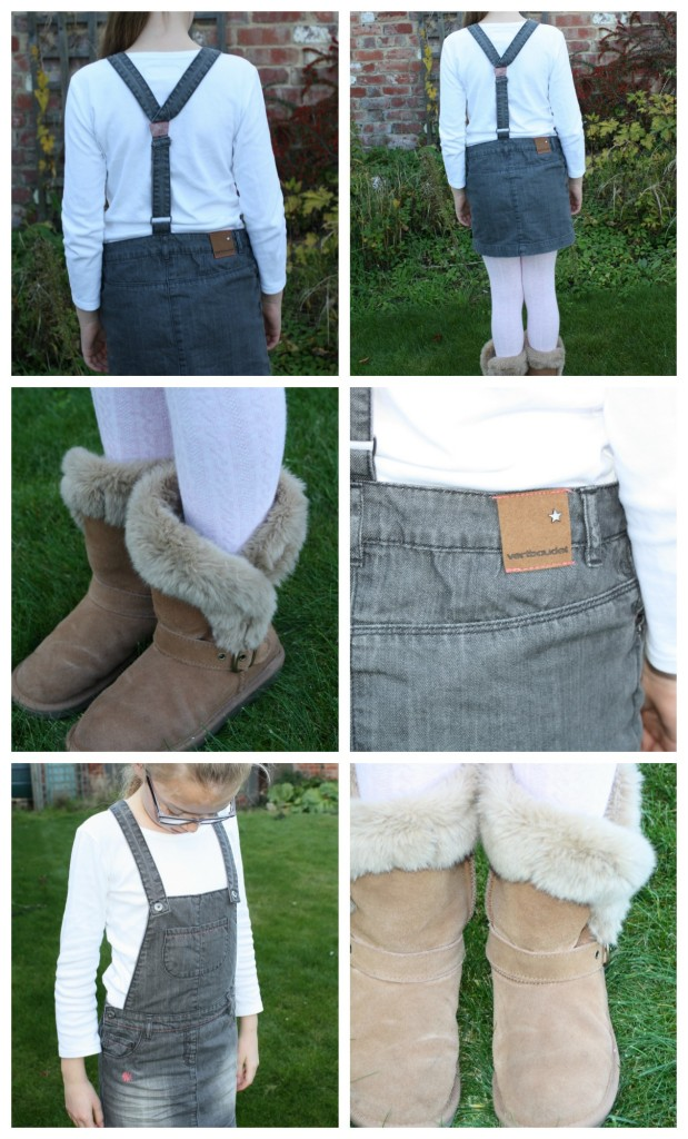 PicMonkey vertbaudet2Collage, Daughter, Fashion, What she wore, Vertbaudet