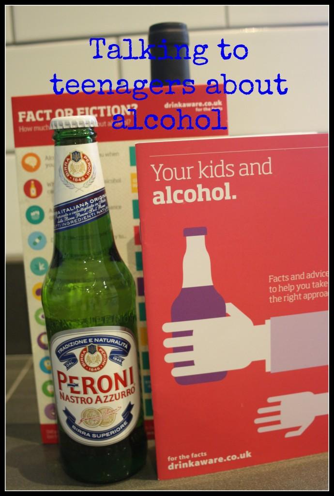 Teenagers, Alcohol, Drinkaware