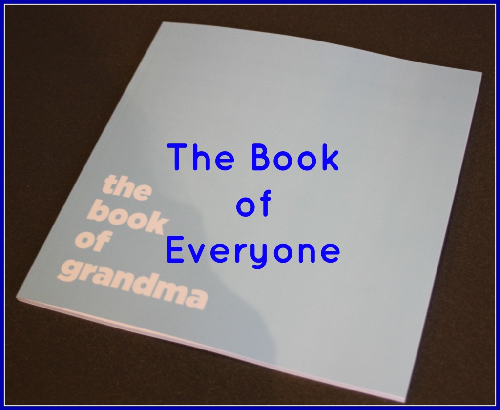 Book of Everyone, Review, Gifts, Personalised gifts, Christmas