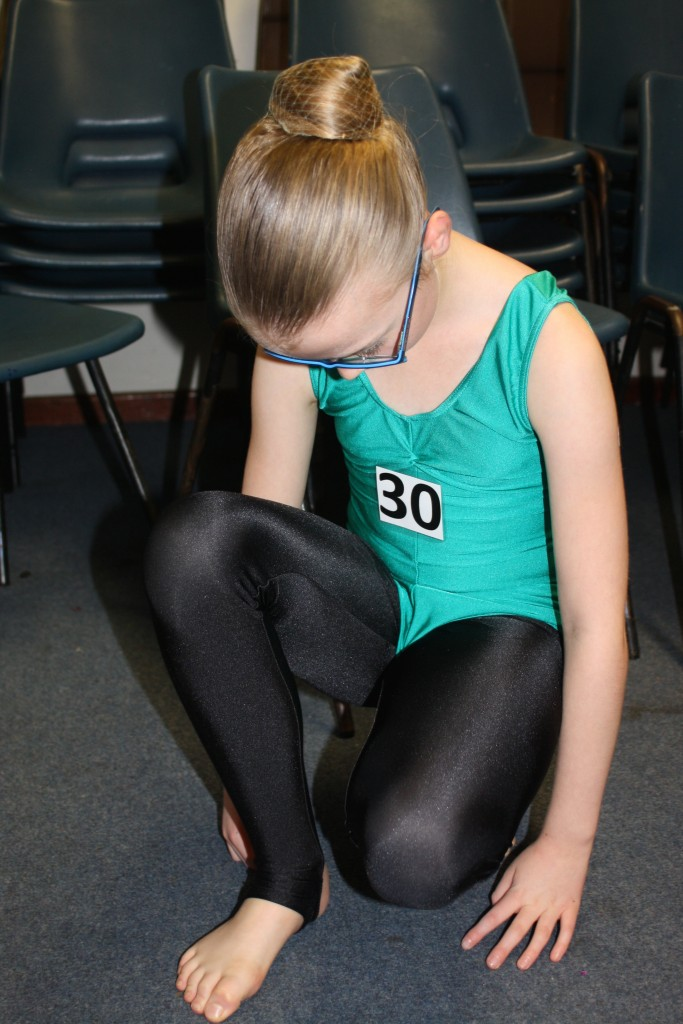 Silent Sunday, My Sunday Photo, Daughter, Dance, Exam