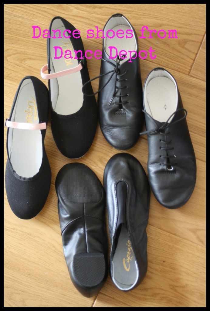 Dance shoes, Review, Dance Depot, Jazz shoes, Character shoes