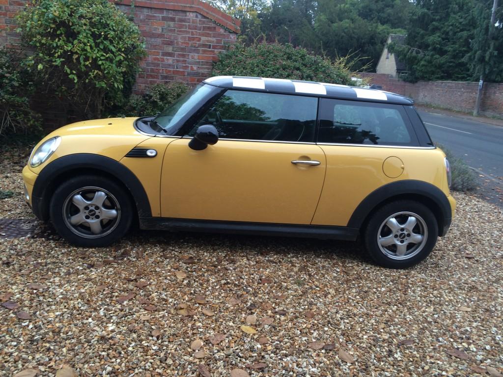 Car, Mini, 365