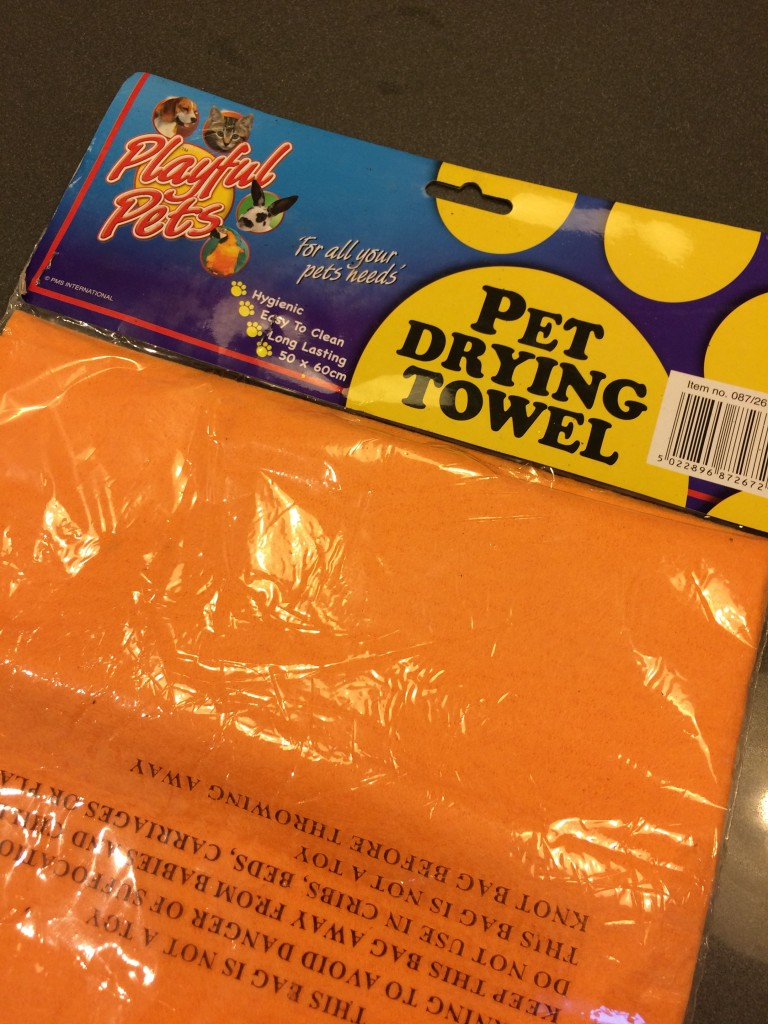 Pet towel, Dishonesty