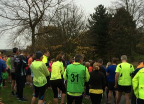Parkrun: The winter route