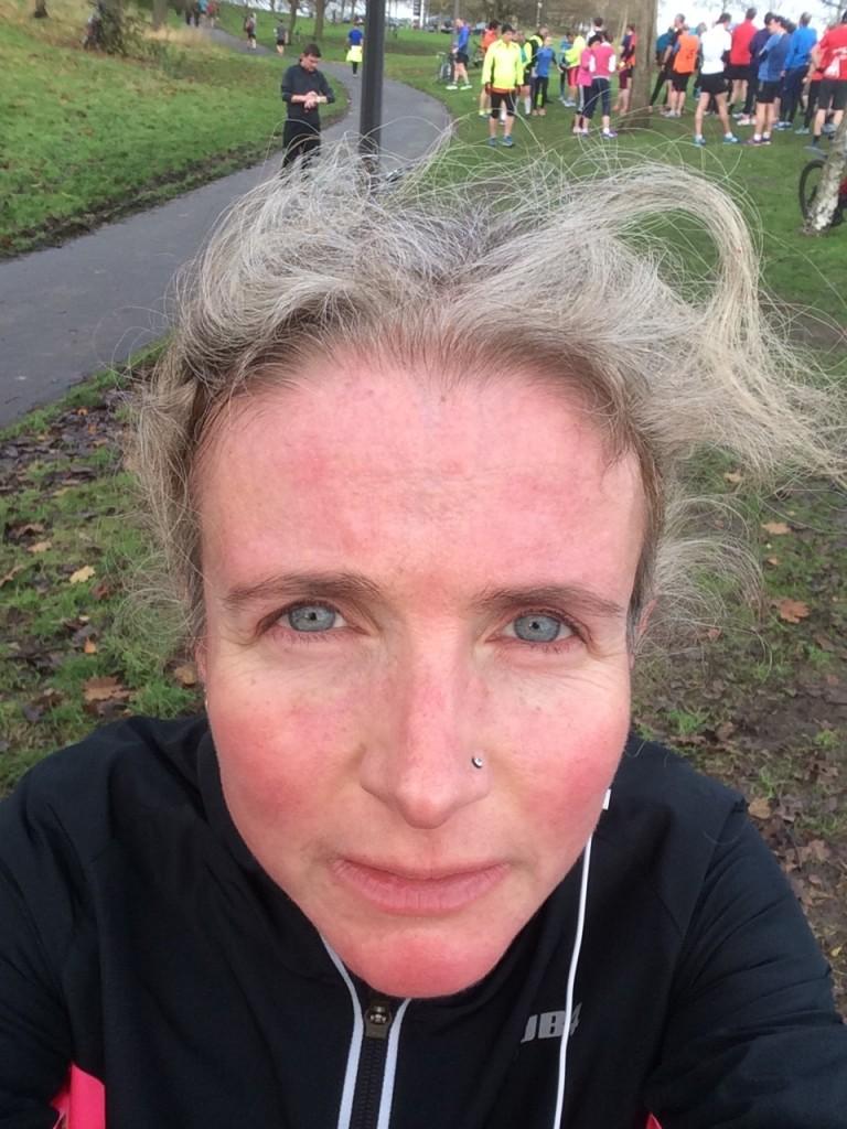 Parkrun, Selfie, Running