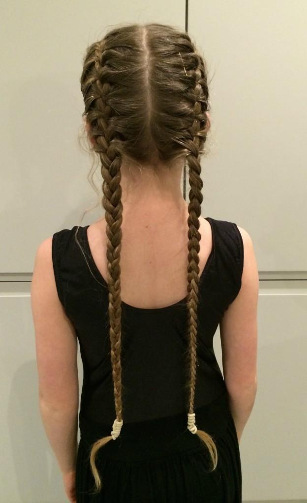 Daughter, Pantomime, Cinderella, Hair