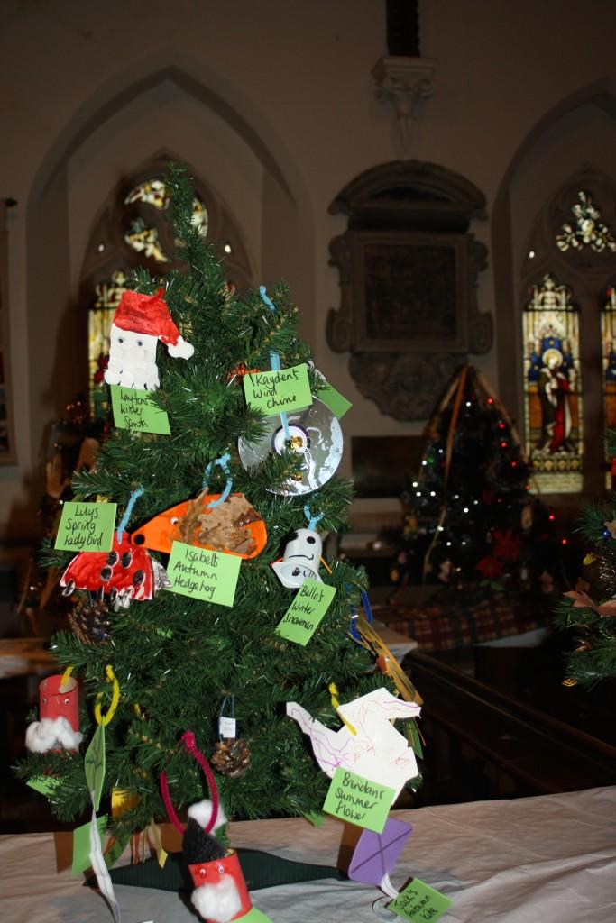 Christmas trees, Church, Christmas, 365