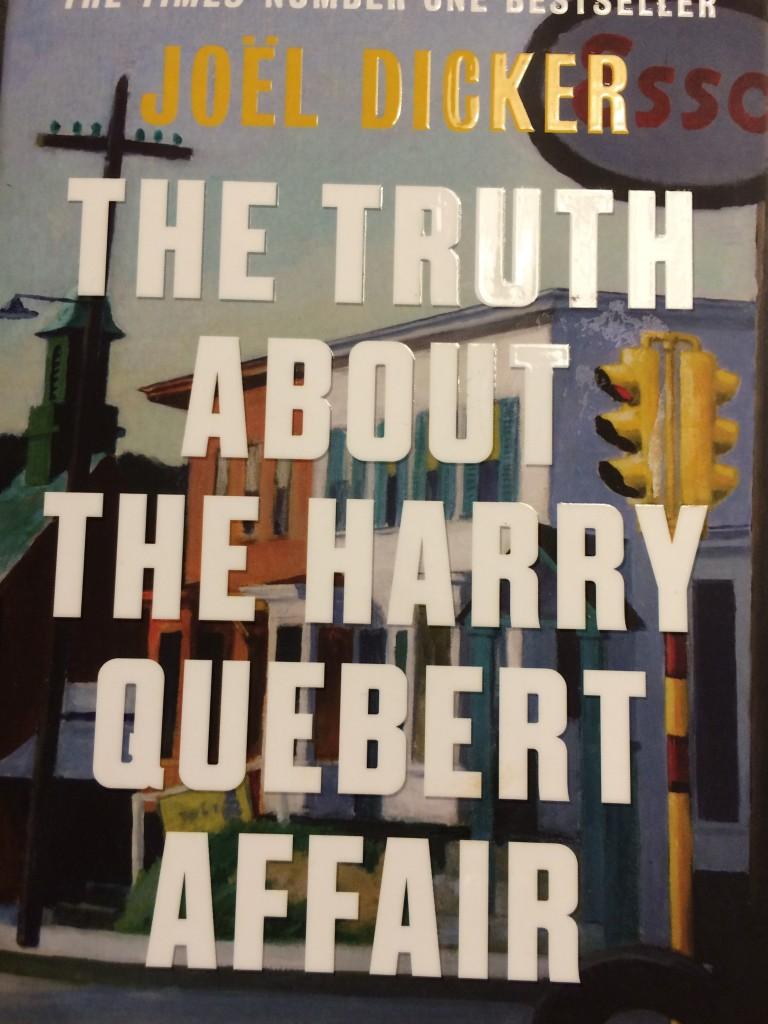 Harry Quebert, Book review, Joel Dicker