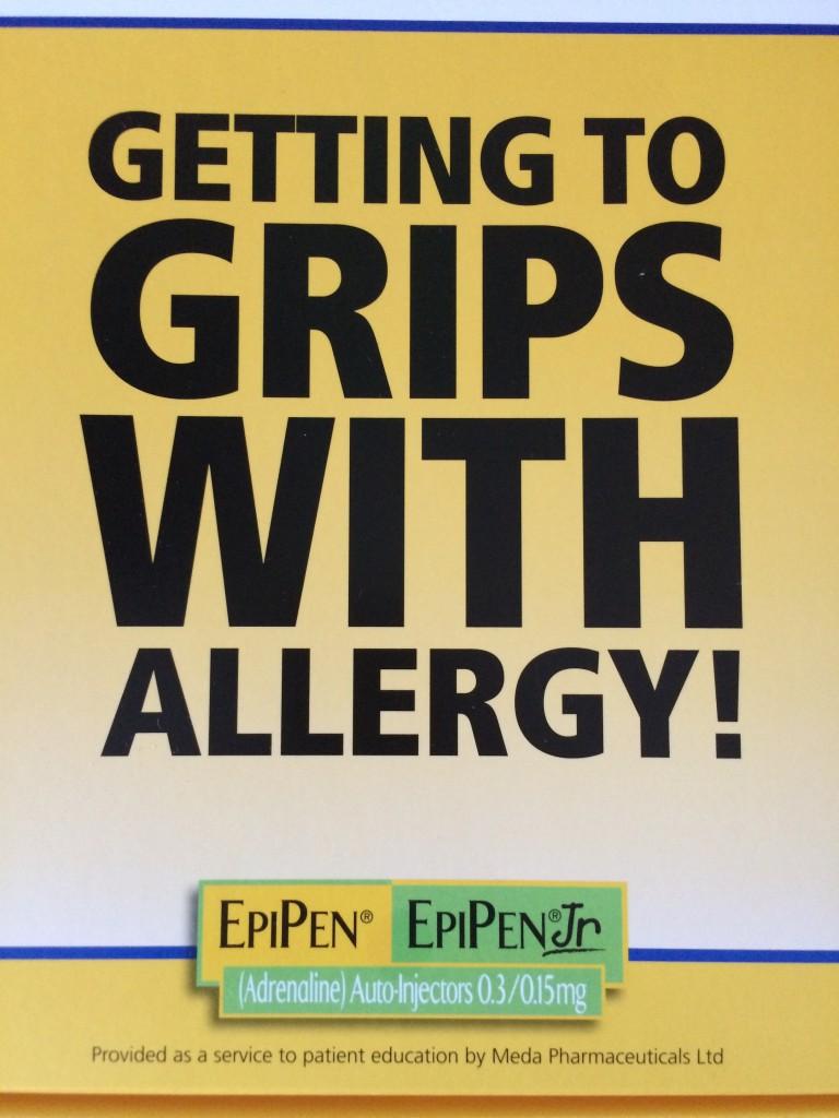 Allergy, Peanut allergy, Son, 365