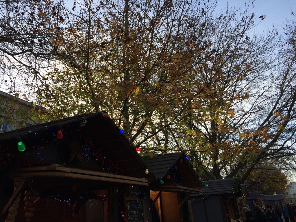 Silent Sunday, My Sunday Photo, Christmas market