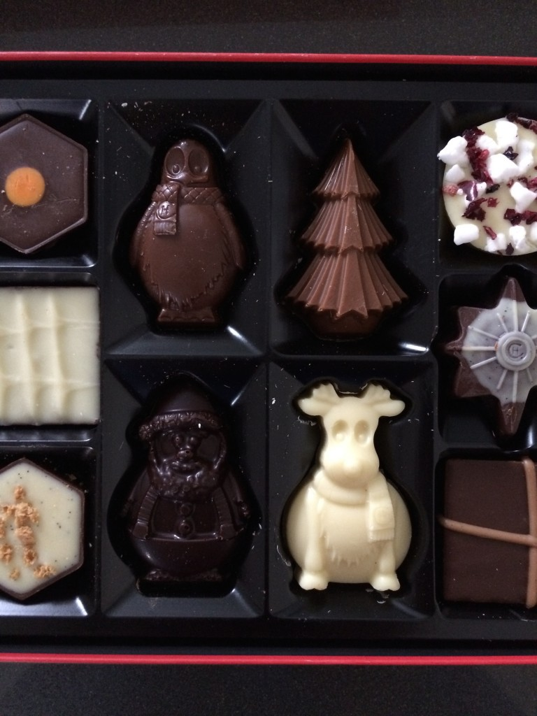 Chocolates, Clients, 365