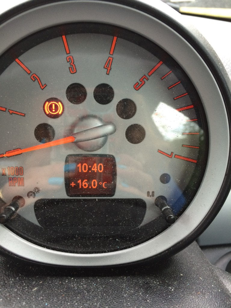 Car, 365, Temperature, December