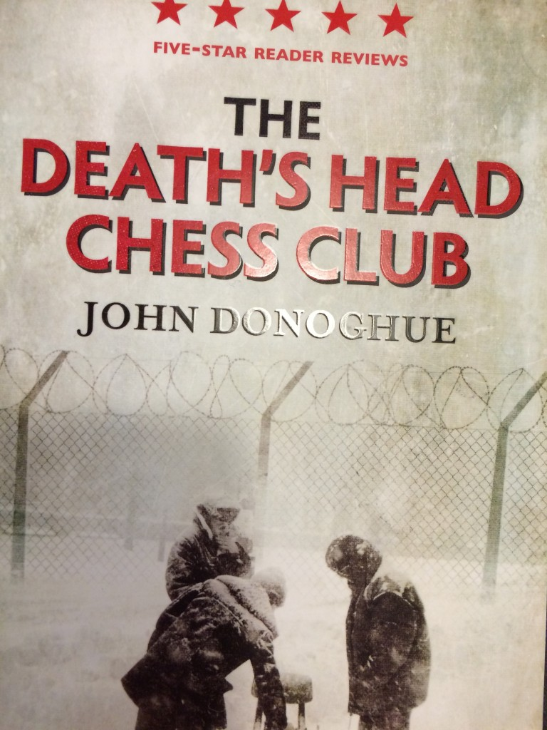 The Death's Head Chess Club, Book review, John Donoghue