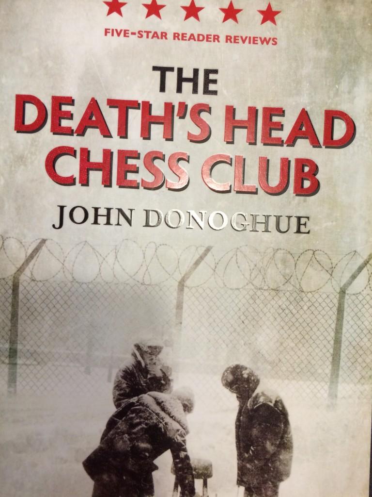 The Death's Head Chess Club, Book review, John Donoghue