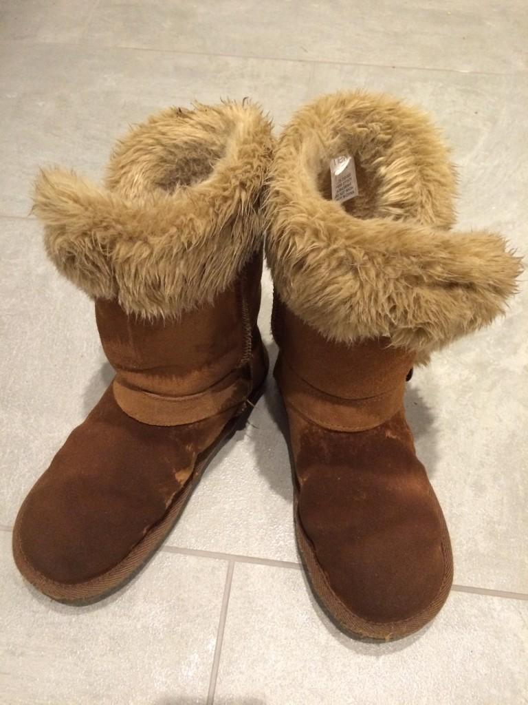 Boots, Rain, Daughter, 365