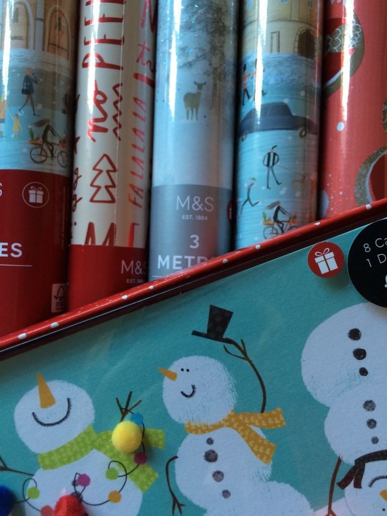 Wrapping paper, Christmas, Bargains, 365