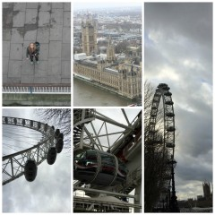 A Boxing Day flying visit to London
