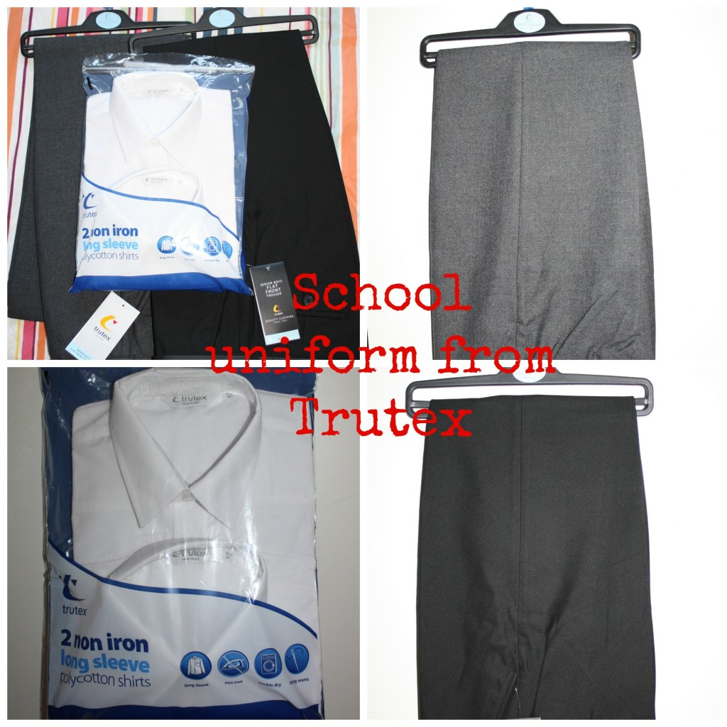 School uniform, Trutex, Review