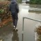 The long, wet walk