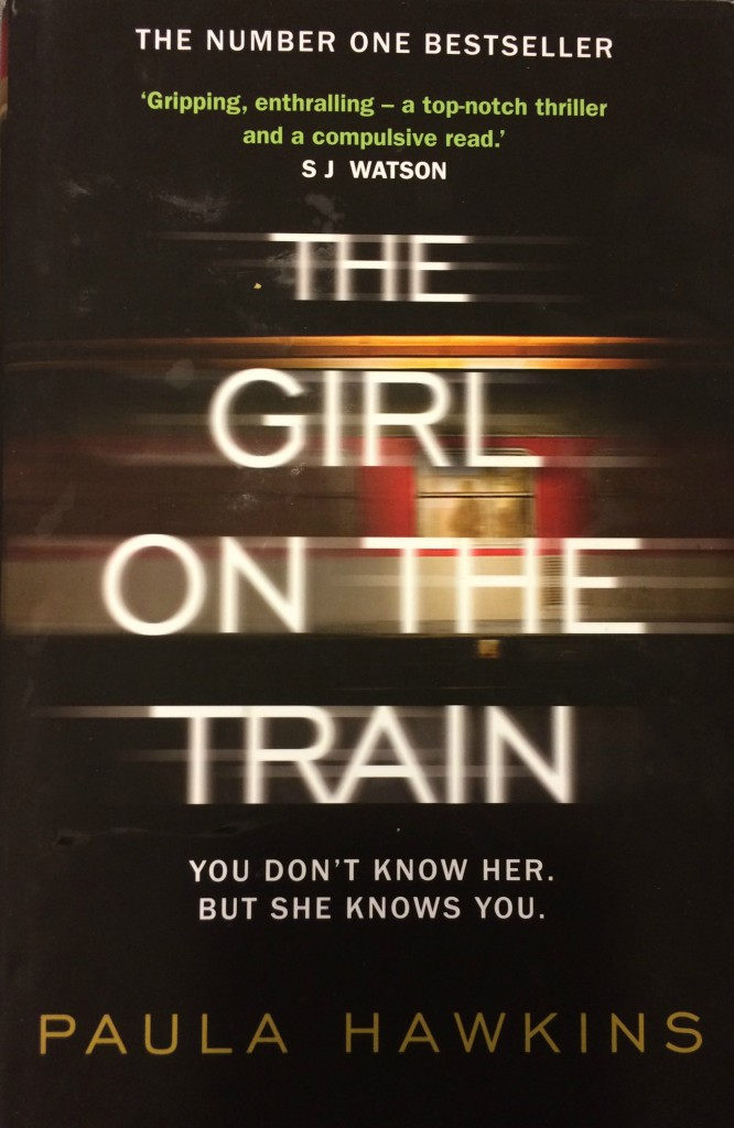 The Girl on the Train, Paula Hawkins, Book review