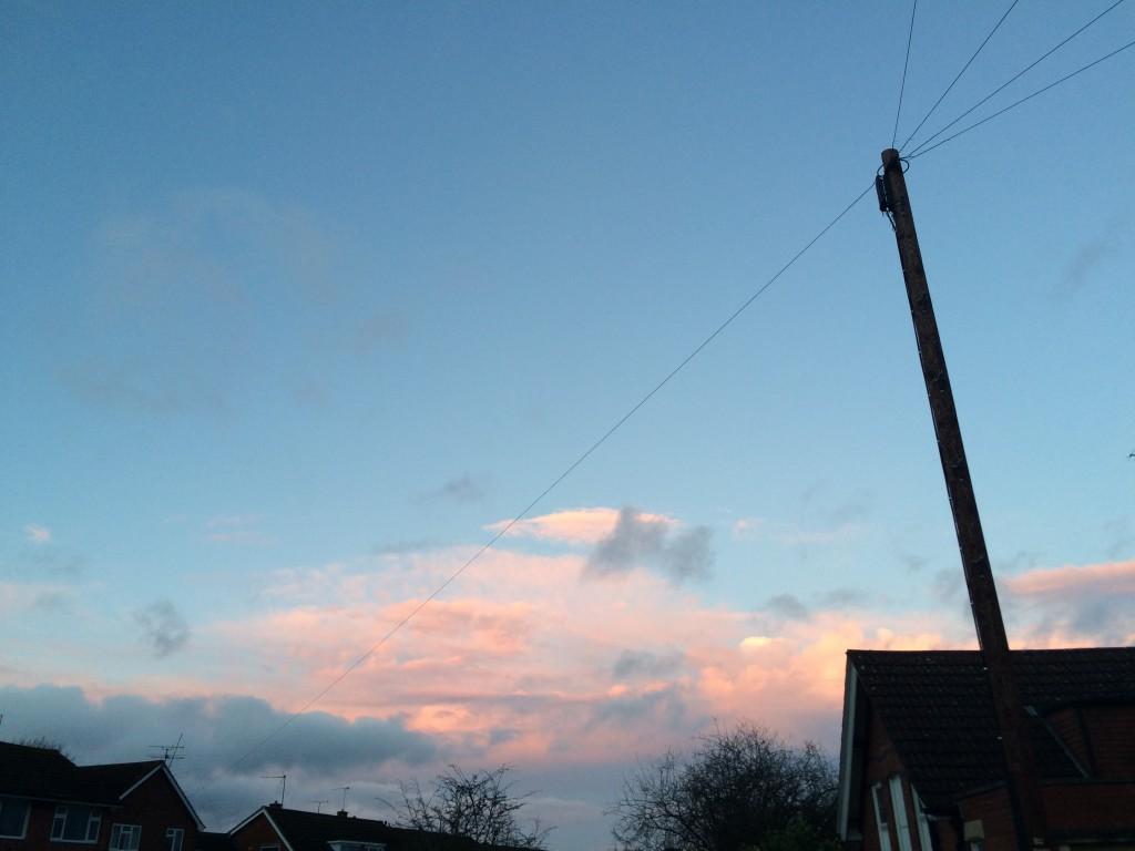 Sky, Sunset, 365, 366