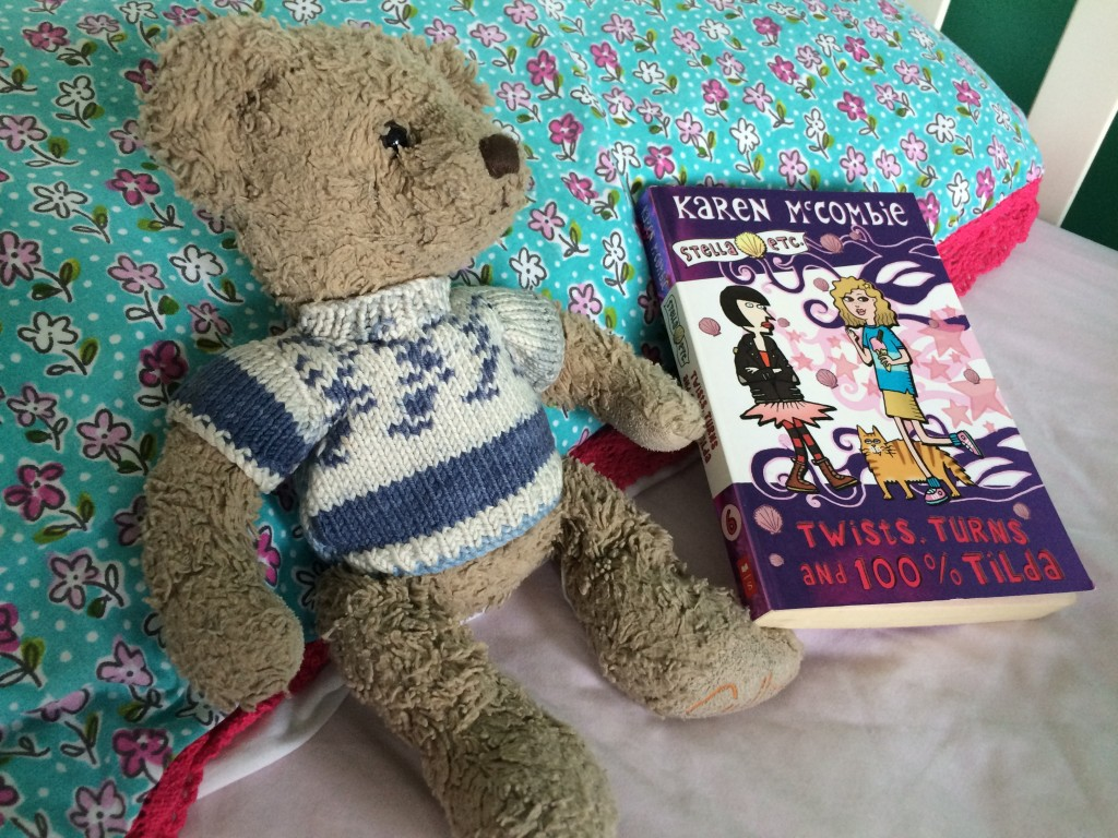 Teddy, Bedtime, Daughter, Book