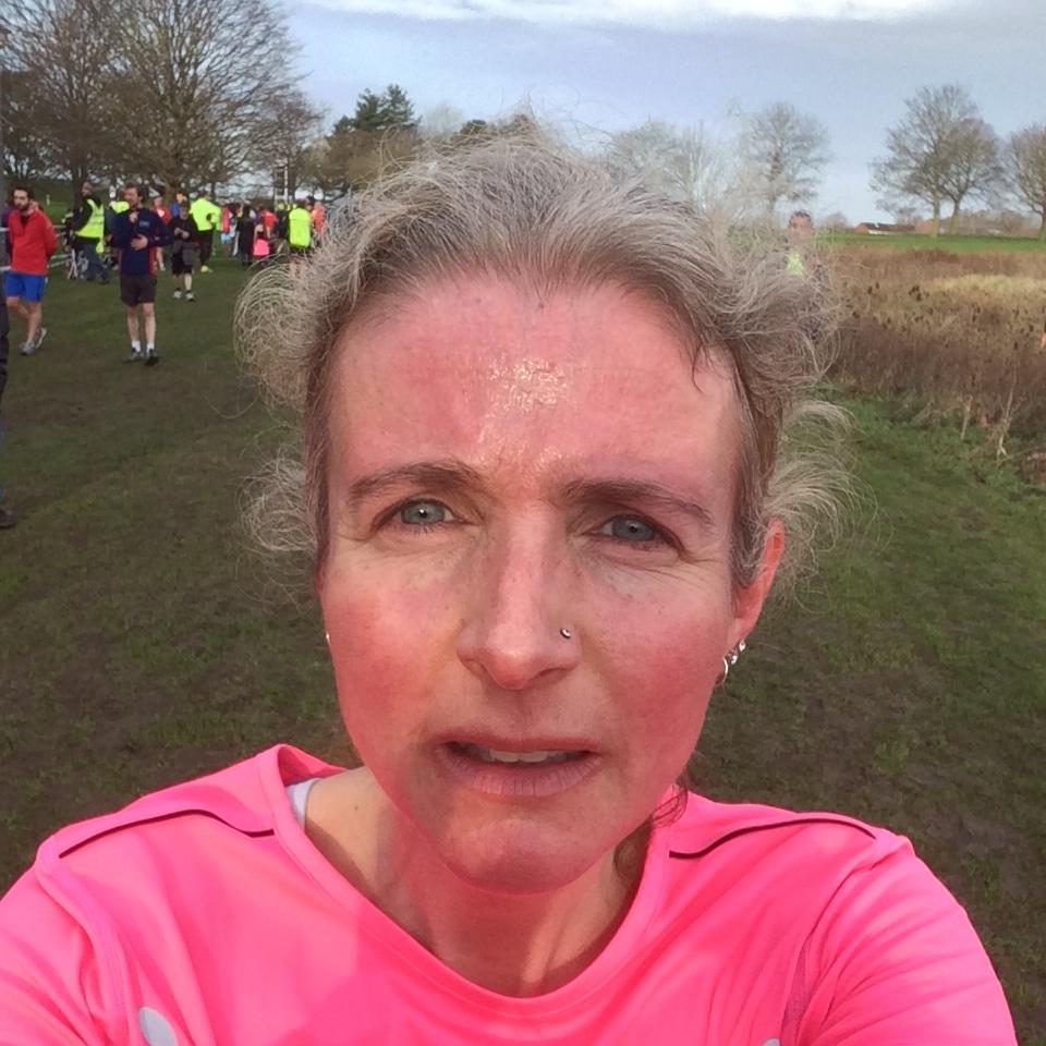 Parkrun, Running, Selfie, 365, 366