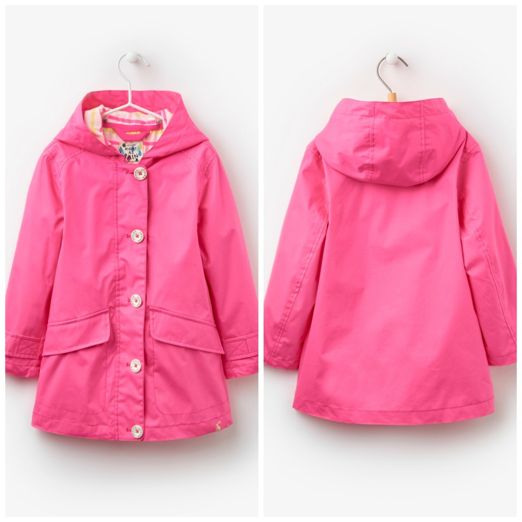 Joules, Joules coat, Spring, Girls, Fashion