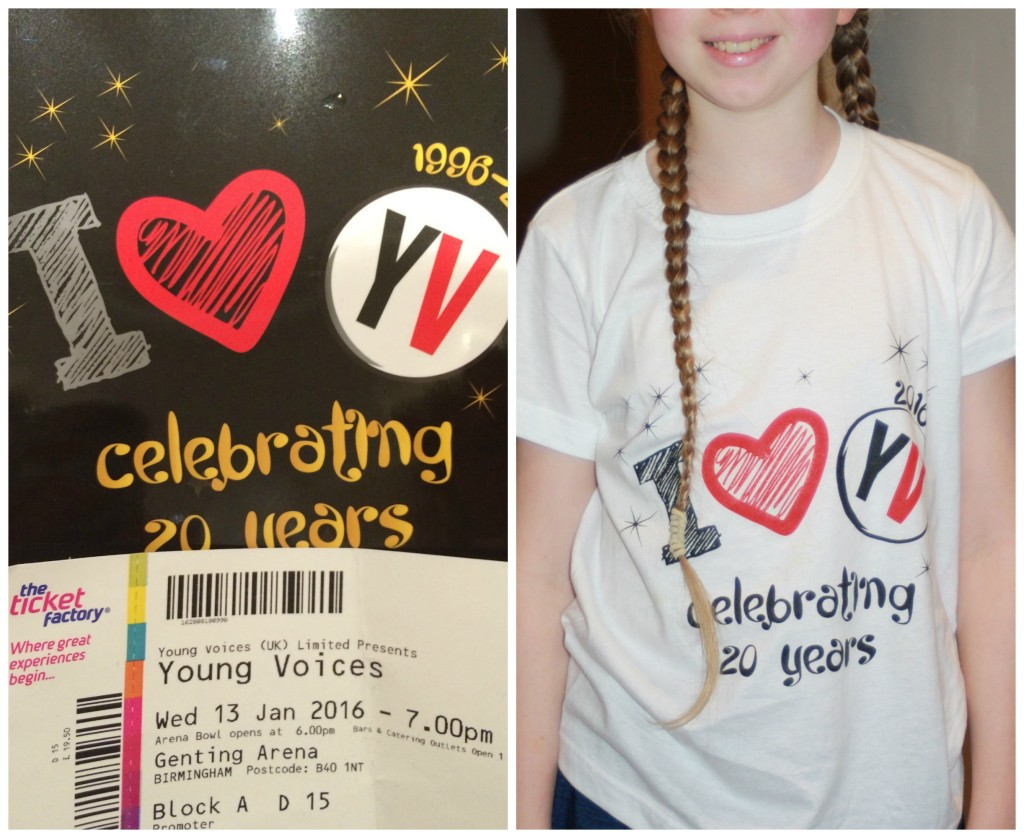 Young Voices, Daughter, Concert, Singing, School