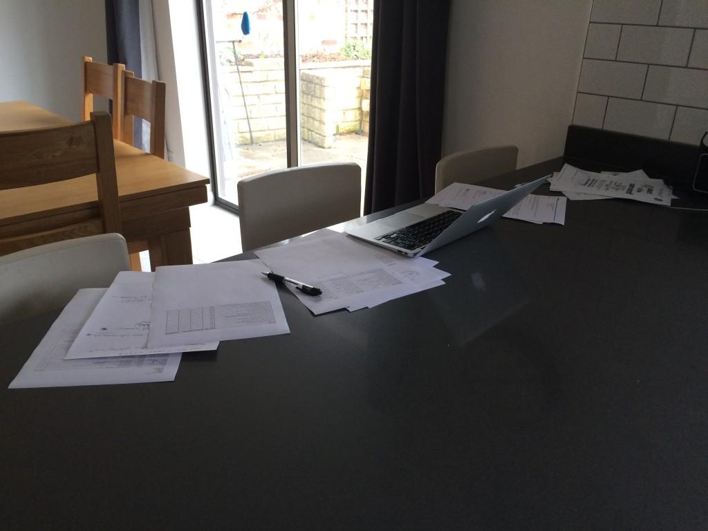 Work, Work at home, Freelance work, 365, 366
