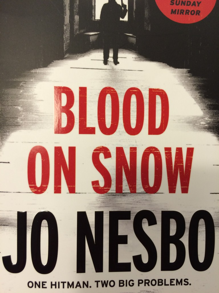 Blood on Snow, Jo Nesbo, Book review