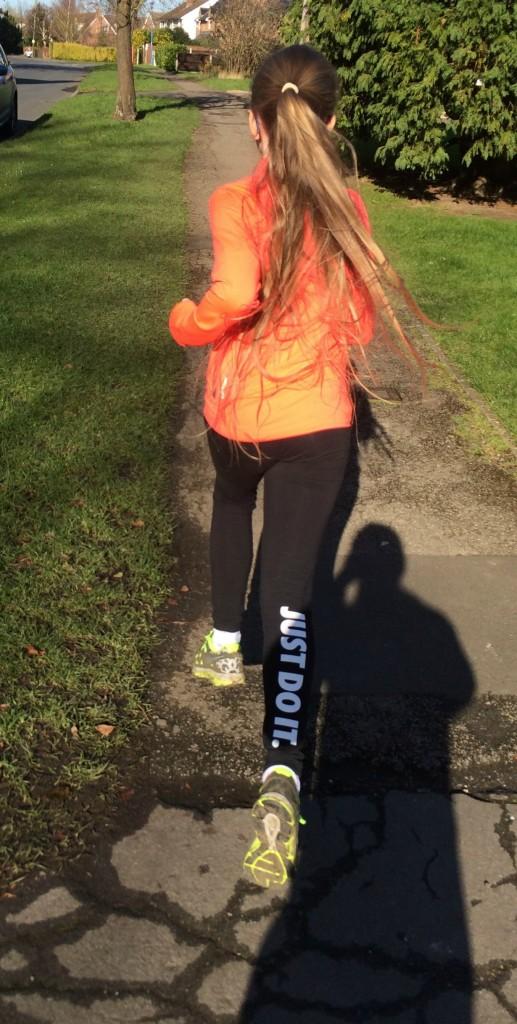 Daughter, Running, 365, 366