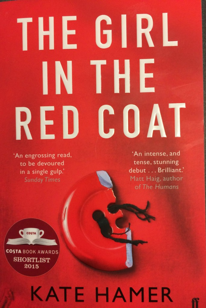 The Girl in the Red Coat, Book review, Kate Hamer