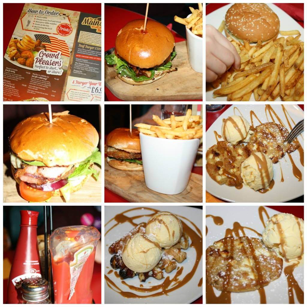 Burgers, Eating, Eating Out, Hollywod Bowl, Cheltenham