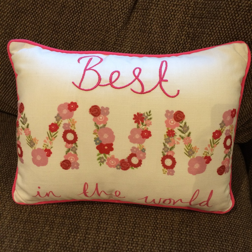 Cushion, Mother's Day, 365, 366