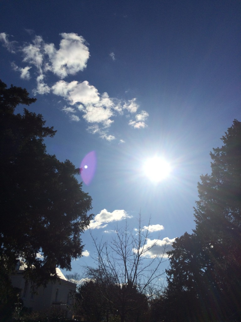 Sky, Clouds, Sun, Silent Sunday, My Sunday Photo