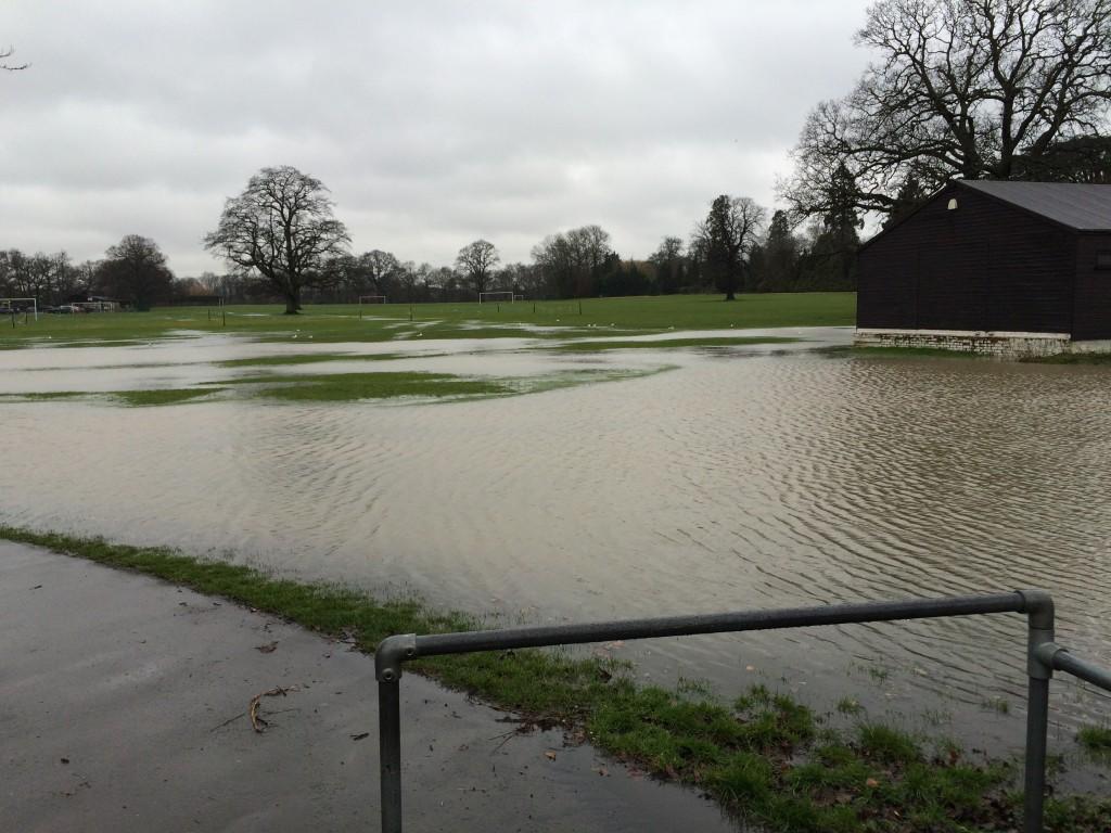 Flood, Park, 365, 366