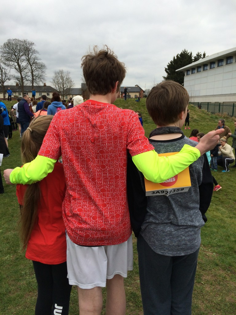 Sons, Daughter, Sport Relief, Running, Charity