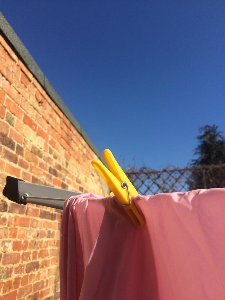Washing, Spring, Sky, 365, 366
