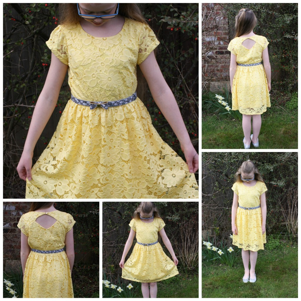 Dress, Fashion, Daughter, Girls, Review, House of Fraser