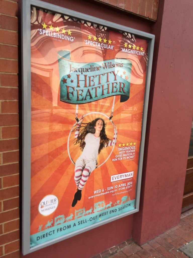 Hetty Feather, Theatre, 365, 366