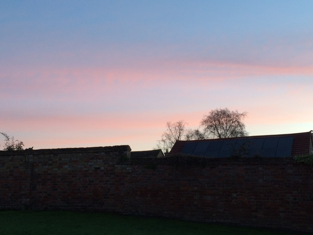 Sky, Sunrise, 365, 366