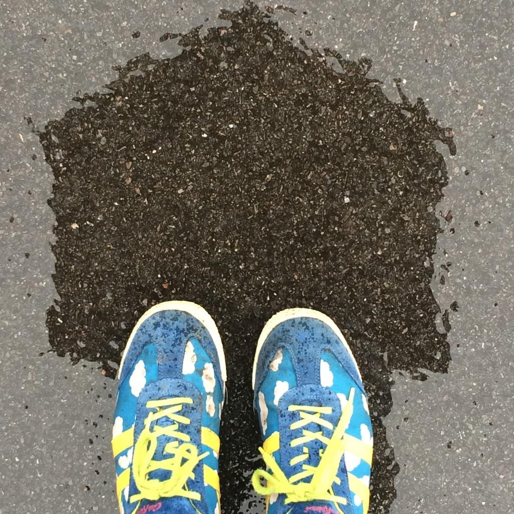 School run, Rain, 365, 366