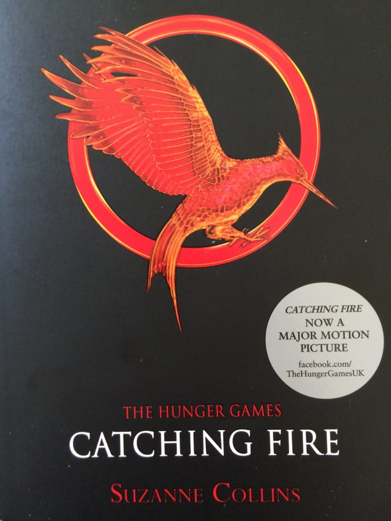 Catching Fire, Suzanne Collins, The Hunger Games, Book review