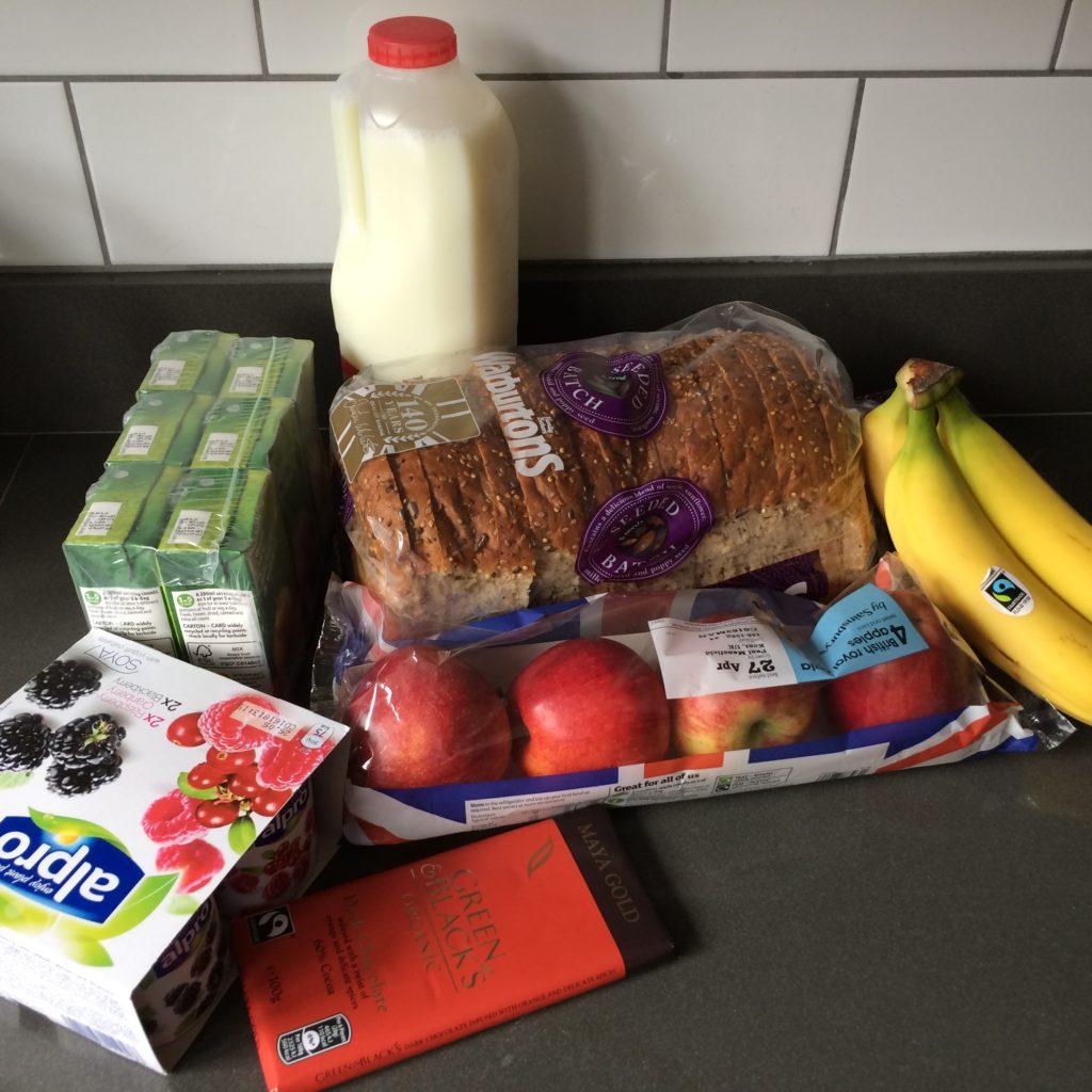 Shopping, Food, 365, 366